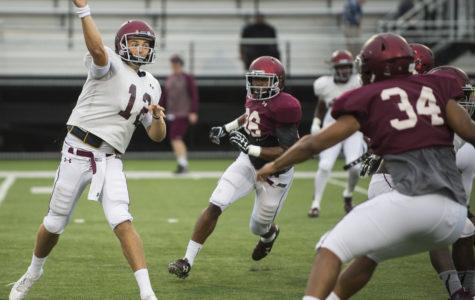 SIU quarterback battle is still a coin flip
