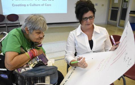 SIU students define campus care at Salukis SPEAK
