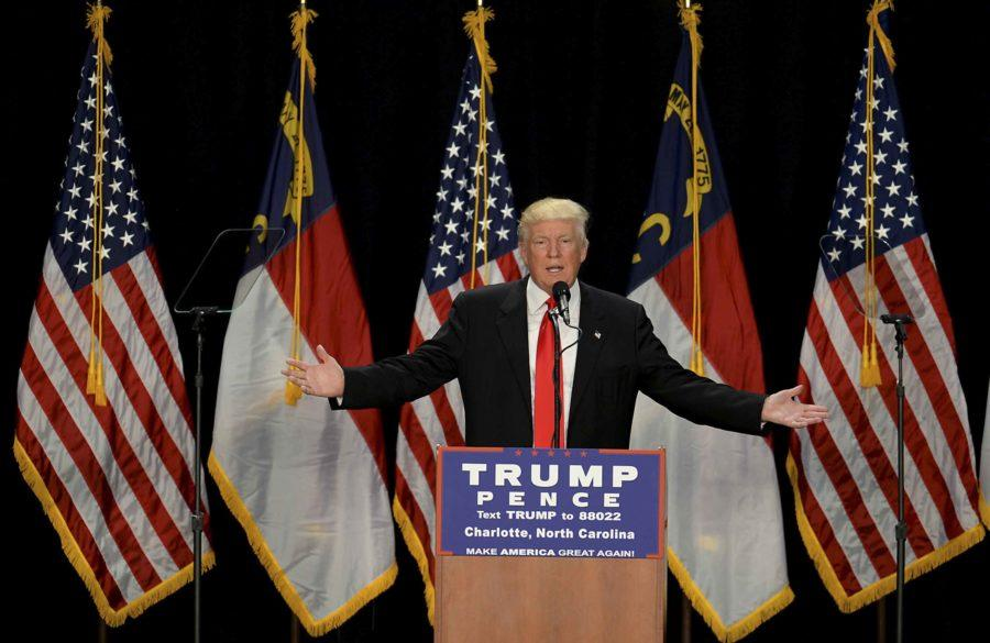 Second poll says Trump-Clinton tied in S.C.