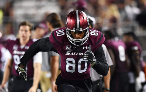 Two-sport success at Simeon sticks with Saluki tight end
