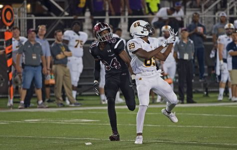 An SIU cornerback's journey to joining the Salukis