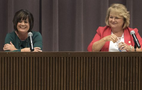 Illinois state representative candidates talk higher education, MAP funding