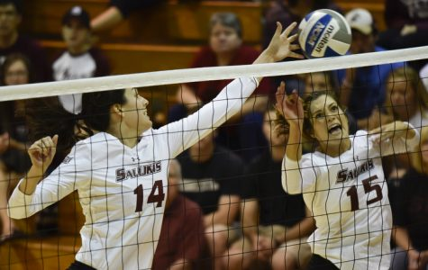 SIU volleyball is 3-0 in MVC for first time in 21 years