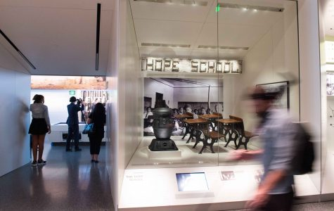 New African-American museum in DC was 100 years in the making