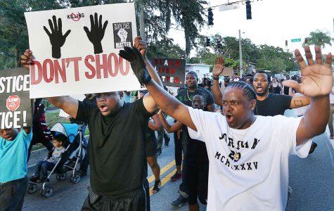 SIU community explores #BlackLivesMatter: 'All lives matter is used to mute black lives matter'