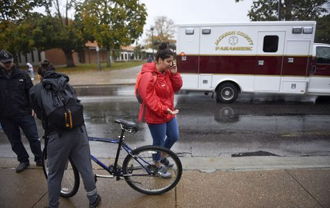 Police: SIU student bicyclist ticketed after being hit by car on campus