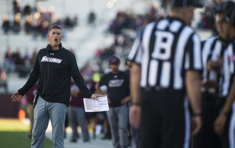 SIU football loses to Indiana State on homecoming (PHOTOS, VIDEO)