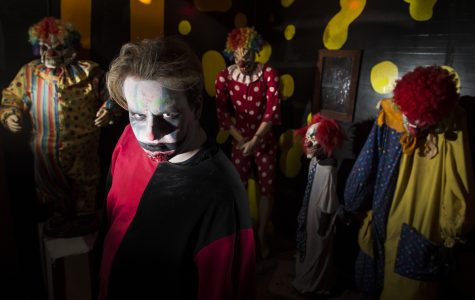 Behind the spook: SIU students spare no screams with horrific haunted houses (VIDEO)