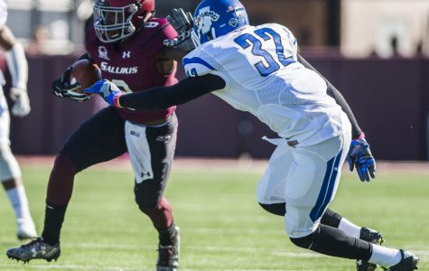SIU receiver serves as big-play threat despite inexperience at position