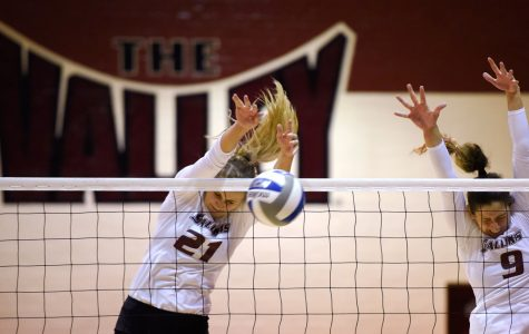 SIU volleyball dominates Bradley after tough loss