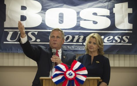 Rep. Bost wins re-election in 12th Congressional District race