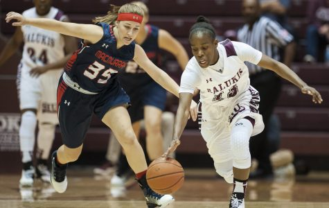 SIU women's basketball dominates with 90-point victory in exhibition game