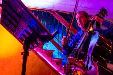 Photo of the Day: Jazz nights at the Grotto