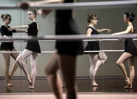 Photo of the Day: Blossoming in the ballet