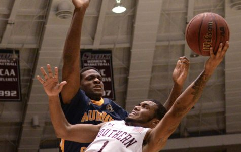 Rodriguez is stepping up big for Saluki basketball