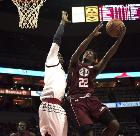 SIU couldn't recover from big early deficit in loss to No. 11 Louisville