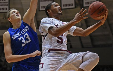 Salukis take control in second half in victory against Saint Louis (PHOTOS)