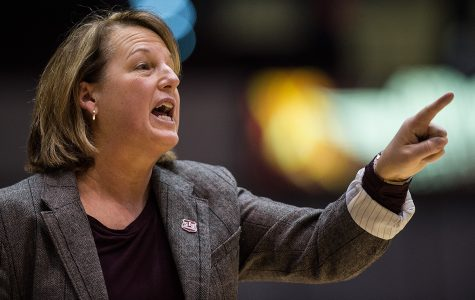 Gallery: Saluki women's basketball falls 78-60 to Missouri State