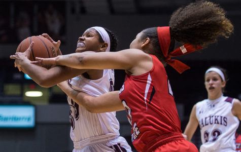 Salukis defeat Illinois State in second matchup of season