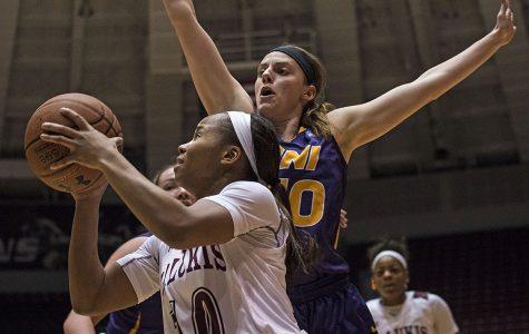 Gallery: SIU women's basketball defeats Northern Iowa