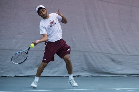 Tennis freshman talks first and last semester at SIU