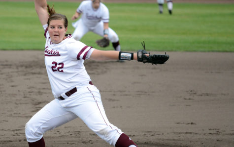 SIU softball defeated by Loyola, loses series 2-1