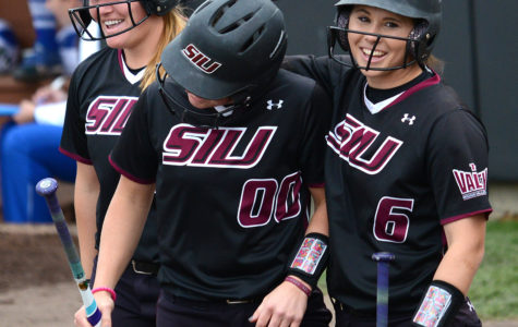 Saluki softball avoids sweep at Cedar Falls