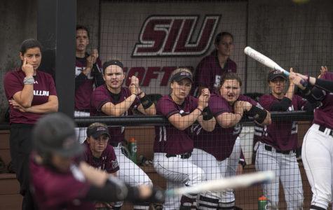 Saluki softball drops opening game of NCAA tournament