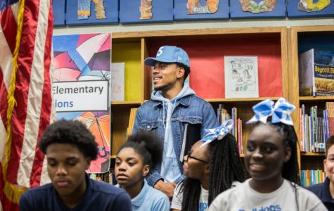 Chance the Rapper names 9 schools getting $10,000 each