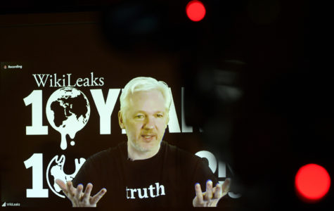 Trump must decide whether to try to arrest WikiLeaks' Assange