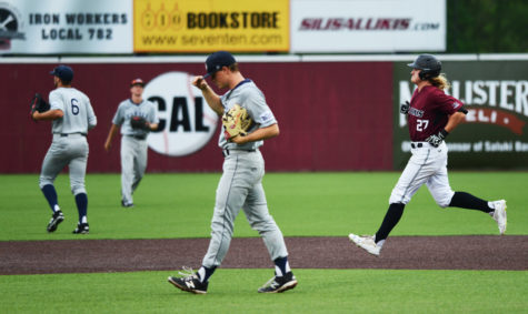 Salukis take 1 of 3 in weekend conference series at Wichita State