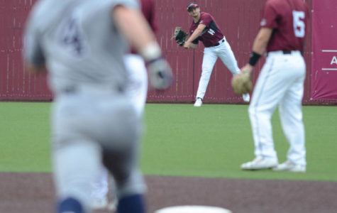 SIU defeats DBU in conference series opener Friday