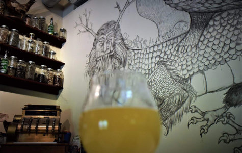 Bark to brew: Review of a local brewery with indigenous ingredients