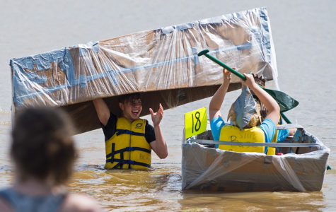 Gallery: The 44th Annual Great Cardboard Boat Regatta