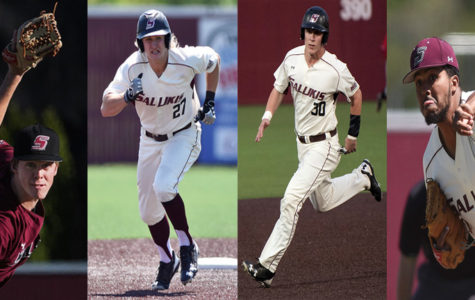 Four Salukis chosen during 2017 MLB June Amateur Draft