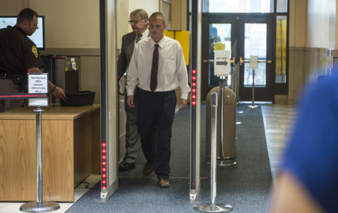Bethune pleads not guilty to the murder of Pravin Varughese