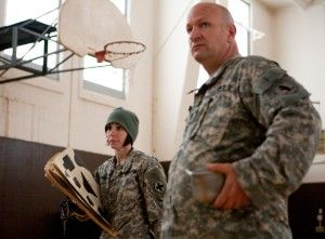 Old National Guard armory to get new owner