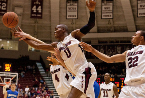 SIU Basketball vs. Indiana State