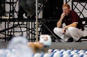 Coach Rick Walker: two and a half decades as a Saluki