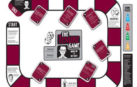 The Tenure Game
