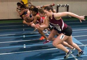 Track team captures win at Saluki Invitational