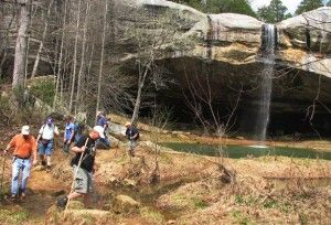 River to River Trail Society holds spring hikes in the Shawnee