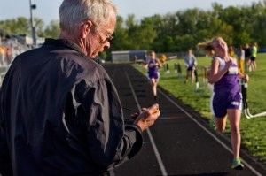 CCHS coach unfazed by the years, mileage