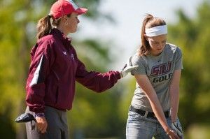 Women's golf begins to round out successful season