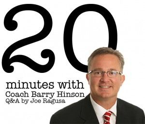 20 minutes with Coach Barry Hinson