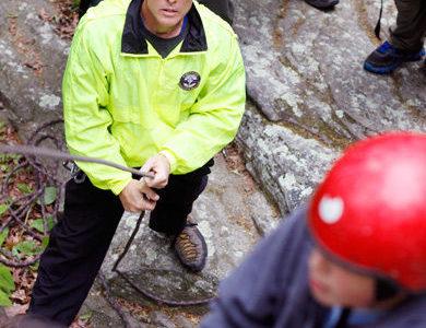 Climbing for fun