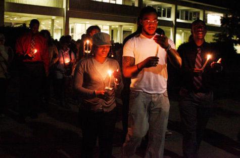 Candlelight vigil celebrates student's life