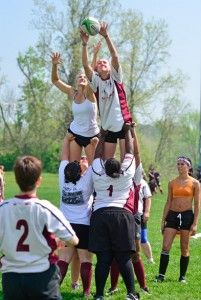 Women's rugby holds tournament, continues tradition