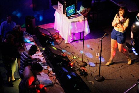 Karaoke takes over Hangar 9 Tuesdays