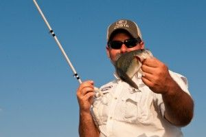 Bassers president anchors cast of anglers